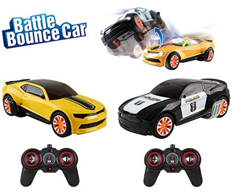 battle bounce police chase cars review bumblebee remote car rc depot