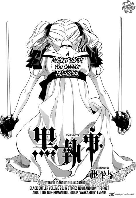 Komik Anime Black Butler Kuroshitsuji Vol 16 kuroshitsuji 117 read kuroshitsuji 117 page 3