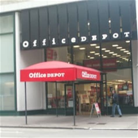Office Depot Seattle Office Depot Office Equipment Downtown Seattle Wa