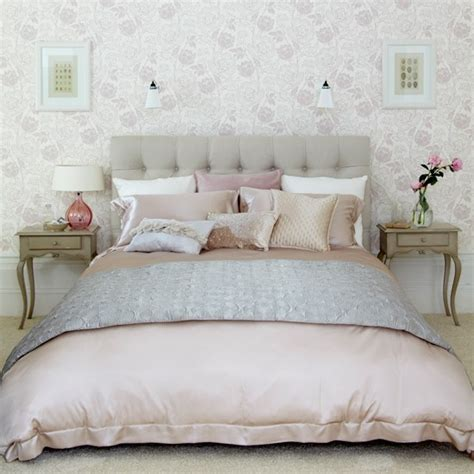 Pastel Bedroom Cushions pastel pink bedroom traditional bedroom housetohome co uk