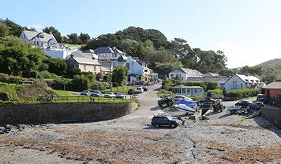 self catering cottage in port gaverne cornwall the