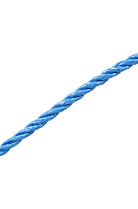 6mm Polypropylene Rope - 100mtr coil of 6mm polypropylene rope ppr6mm 100mtr