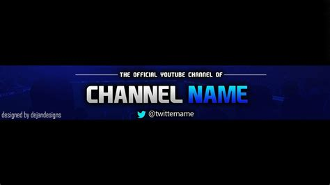 new youtube banner layout 12 indie youtube banner template psd images youtube