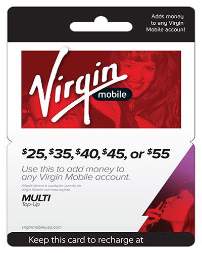 Virgin Mobile Gift Card Balance - lin s fresh market