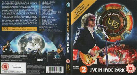 jeff lynnes electric light orchestra live at hyde electric light orchestra live in hyde park