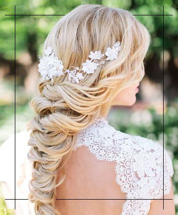 bridal hairstyle ideas for hair bridal hair 10 wedding hairstyles for every type of