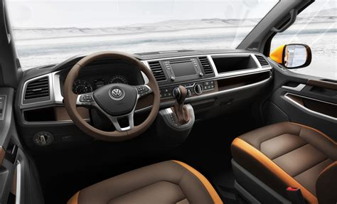 volkswagen caravelle interior 2016 2016 volkswagen transporter t6 interior car wallpaper