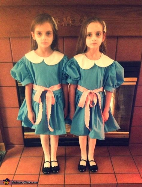 shining twins costume