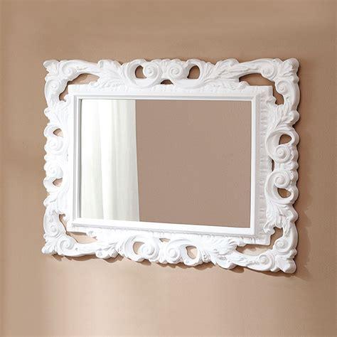 specchio bagno con cornice specchio con cornice