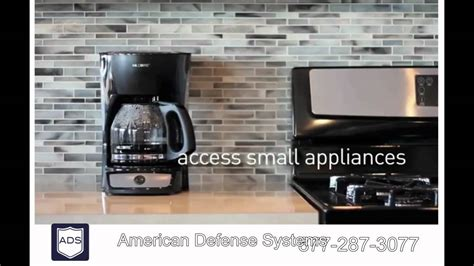 american defense systems home office security systems