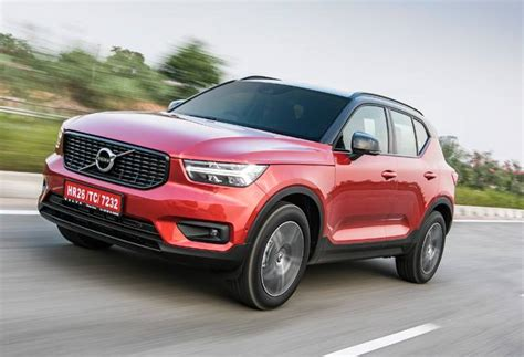 volvo xc luxury compact suv launched  india  rs  lakh