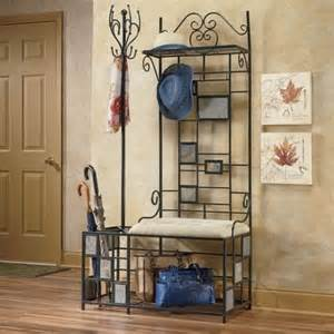 Entryway Storage Bench With Coat Rack Entryway Storage Coat Rack Bench Room Ornament