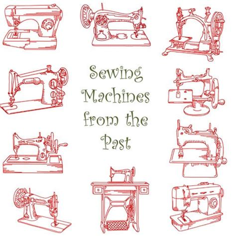 pattern design sewing antique sewing machine embroidery designs