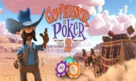 Governor of Poker 2 Premium APK MOD Android Download