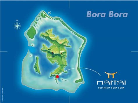 bora bora on map our bora bora polynesia location maitai bora