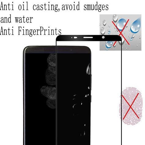 4d Tempered Glass Huawei Mate 10 Cover 9h Anti Gores Kaca for huawei mate 10 front tempered glass cover screen