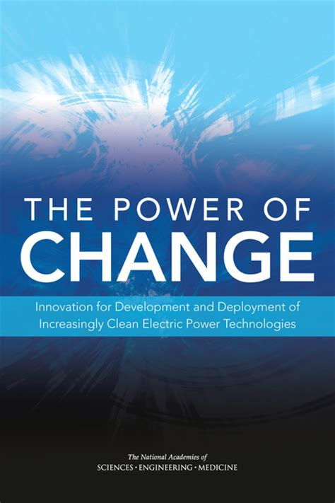 in security changing the of technology and innovation in engineering and science books the power of change innovation for development and