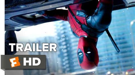 blue official trailer hd deadpool official trailer 2 2016