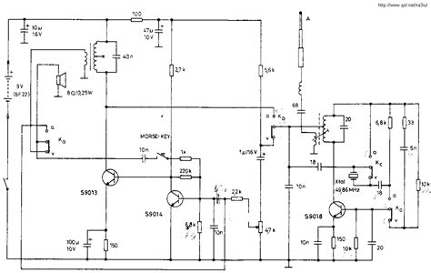 homebrew rf circuit design ideas