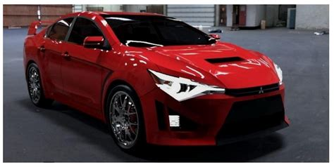 mitsubishi evolution 2018 2018 mitsubishi evo colors release date redesign price