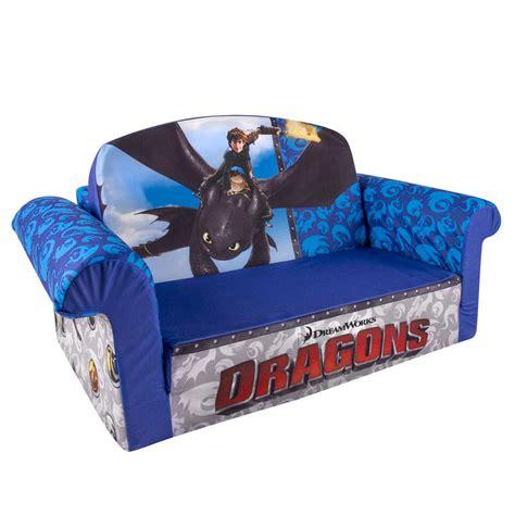 marshmallow furniture flip open sofa spin master marshmallow furniture flip open sofa dragons