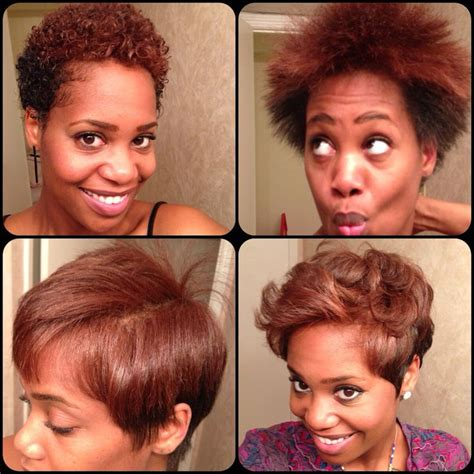 why my twa straight infront 1000 images about short natural hair straightened on