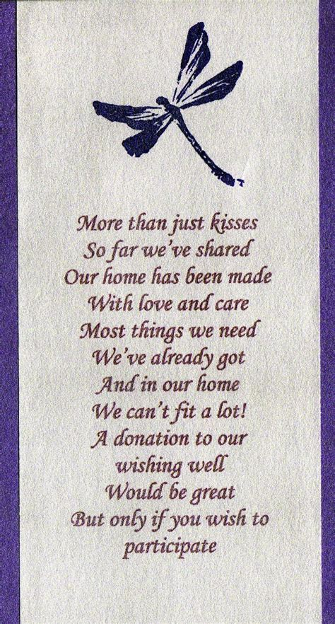 wedding money tree wording   Wishing Well Poem Wording