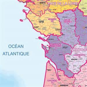 info carte cote ouest voyages cartes