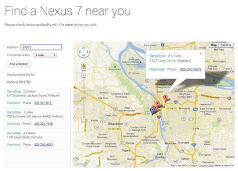 find a location aveda shop online or find a salon google introduces the nexus store locator to help you find