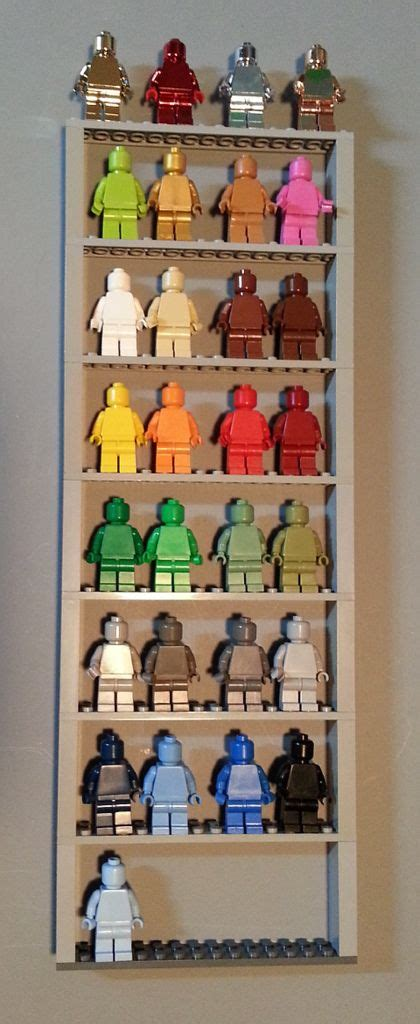 figure therapy minifigures lego monochrome figures color therapy