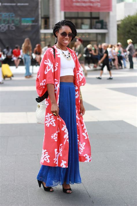 style trend black people summer trend the kimono the fashion tag blog