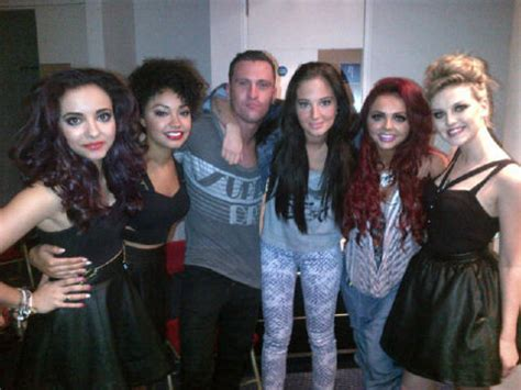 lil mix and tulisa mp little mix with tulisa and gareth