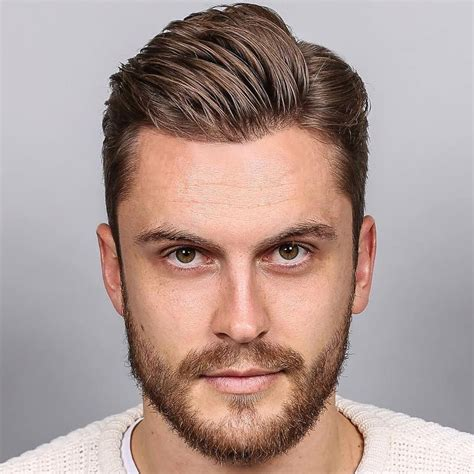hairstyles for men over 50 parted in middle coiffure homme 2017 50 meilleurs coupes de cheveux pour
