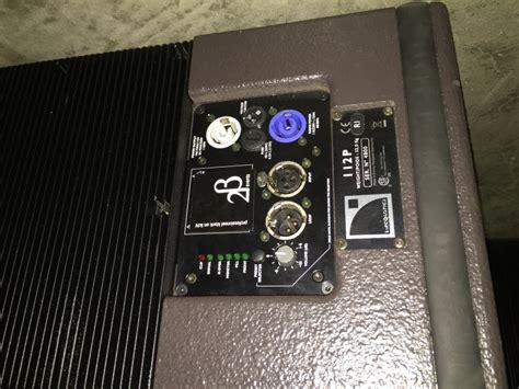p   acoustics item