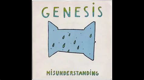 misunderstanding genesis genesis misunderstanding early demo