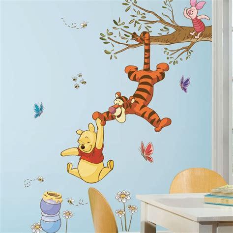 winnie the pooh schlafzimmer stickers winnie ourson