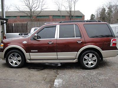 where to buy car manuals 2008 ford expedition el auto manual buy used 2008 ford expedition king ranch rebuildable salvage title no reserve in east
