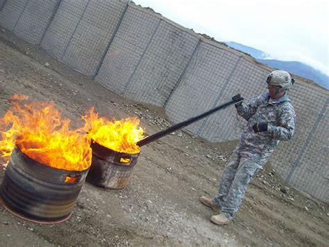 Stool Burns by Burning Flickr Photo