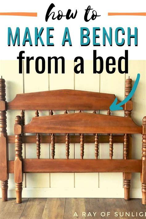 bench   headboard  footboard cool