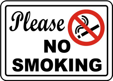 no smoking sign large please no smoking sign j2514 by safetysign com
