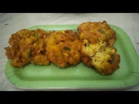 resep membuat bolu jagung resep cara membuat bakwan jagung super krispy lezat dan