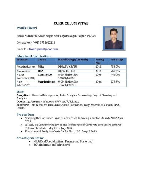 Resume Format Freshers Engineers Free Pdf by Resume Format For Freshers Mechanical Engineers Free