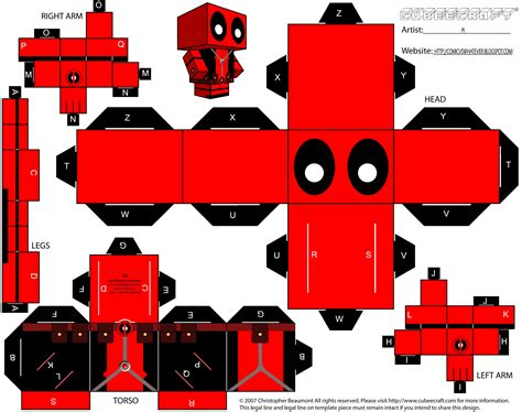 Minecraft Papercraft Deadpool - 1000 images about deadpool on deadpool