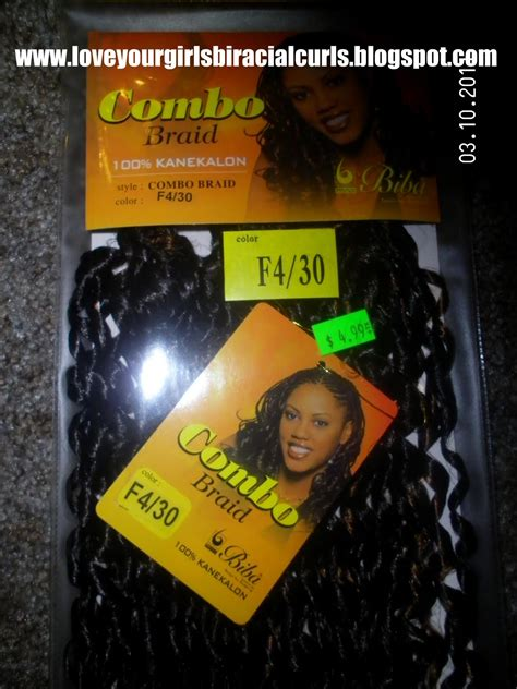 Type Of Hair To Use For Box Braids by Your Biracial Curls Todays Curlee Style