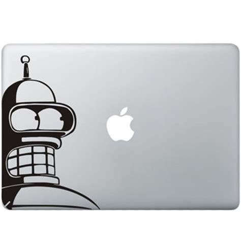 Decal Macbook futurama bender macbook decal kongdecals macbook decals