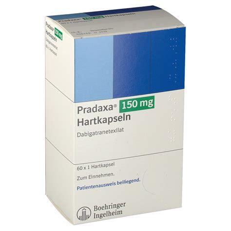 pradaxa 150 mg shop apotheke