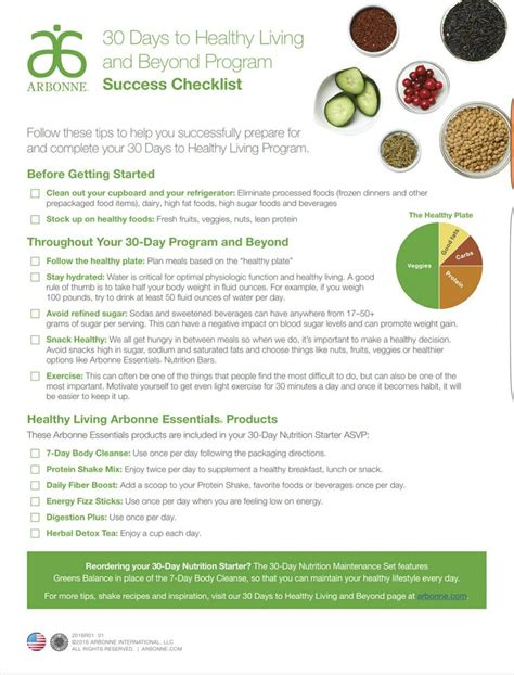 Arbonne Detox Meal Plan by 161 Best Images About Arbonne 30 Days To Healthy Living On