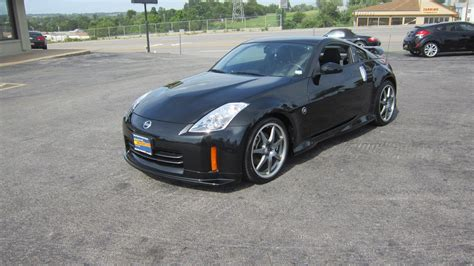 350z 2007 nissan 2007 nissan 350z z33 pictures information and specs