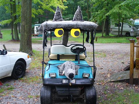 Golf Carts Decorated For by Golf Cart I M Not Stalking You