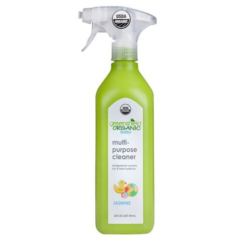 Ikyusan Organic Baby Air Disinfectant 300 Ml Pengharum Ruangan Bayi greenshield organic organic baby multi purpose cleaner 769ml babyonline